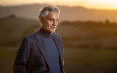 """Andrea Bocelli. Nuevo Álbum """"BELIEVE"""""""