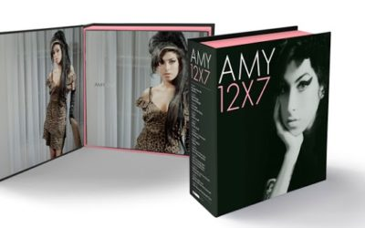 Amy Winehouse 12×7: The Singles Collection