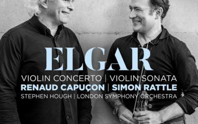 Elgar Violin Concerto y Sonata